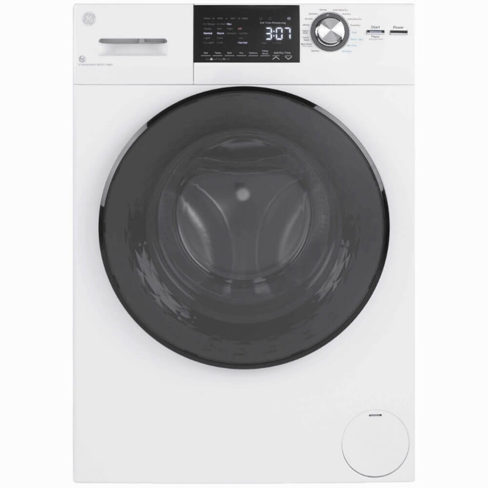 GE Washer and Electric Dryer Combo