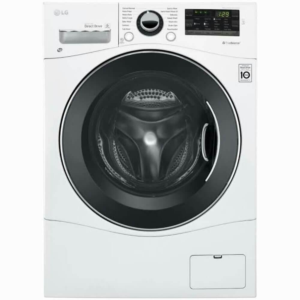 LG WM3488HW Washer dryer combo