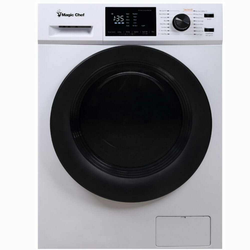Magic-Chef MCSCWD27W5 Washer dryer combo