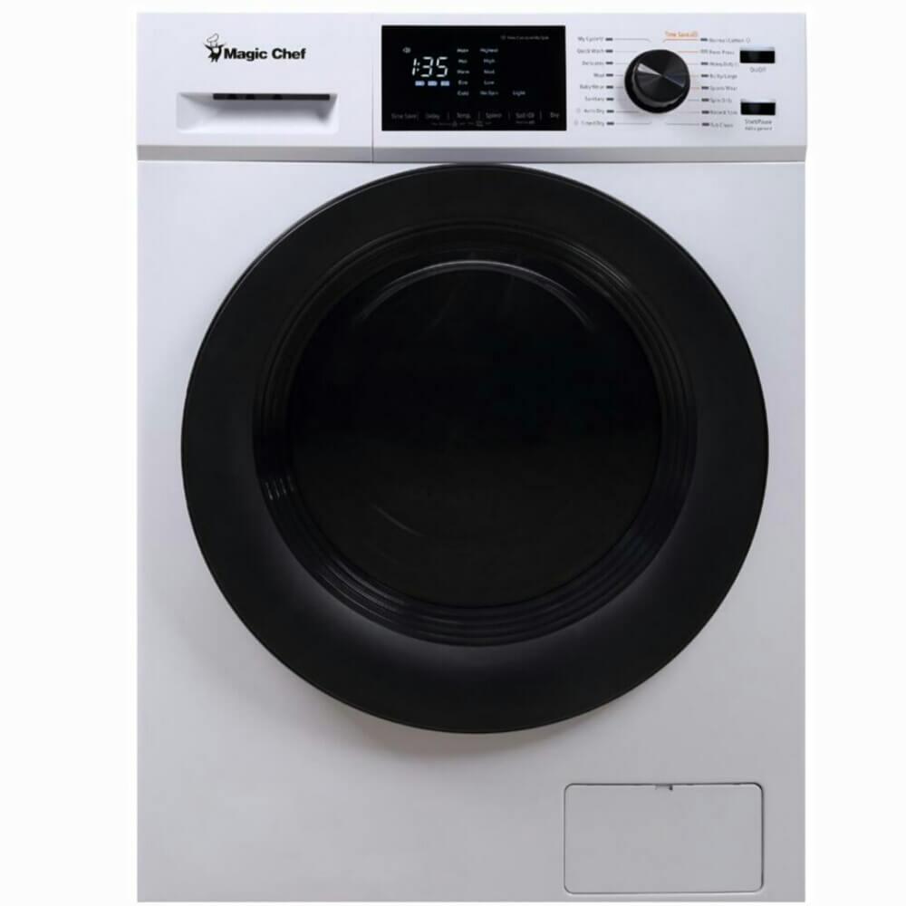 Magic-Chef MCSCWD27W5 Washer dryer combo