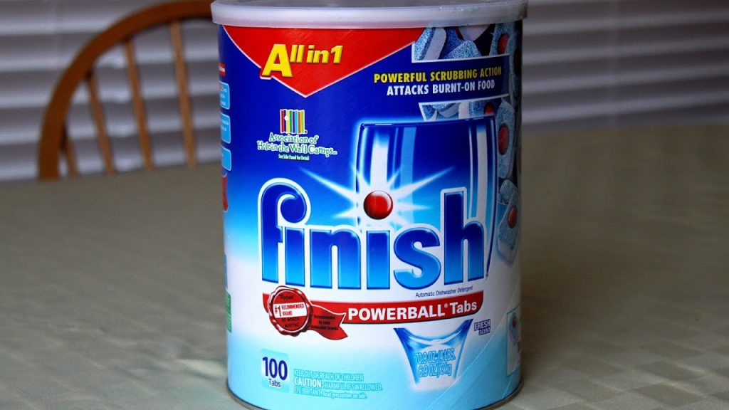 Is Dishwasher Detergent Safe