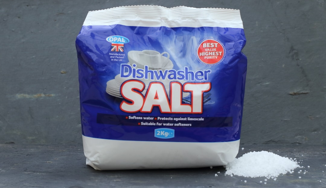 Is Dishwasher Salt Edible