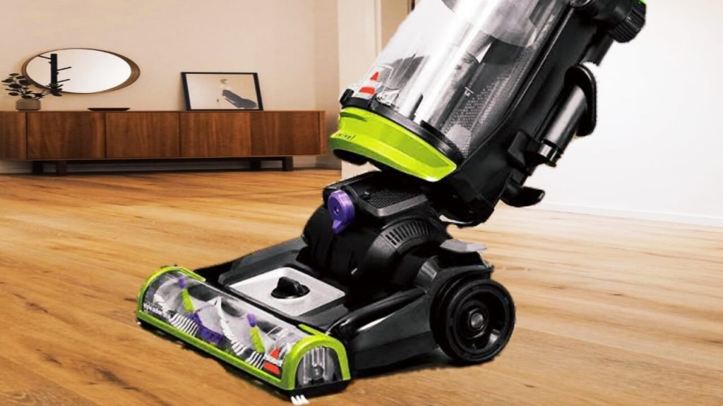 BISSELL Cleanview Swivel Pet Upright Bagless Vacuum Cleaner Green 2252