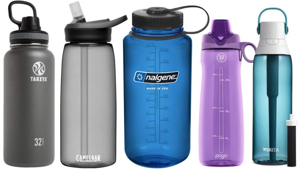 Best-lightweight-water-bottles