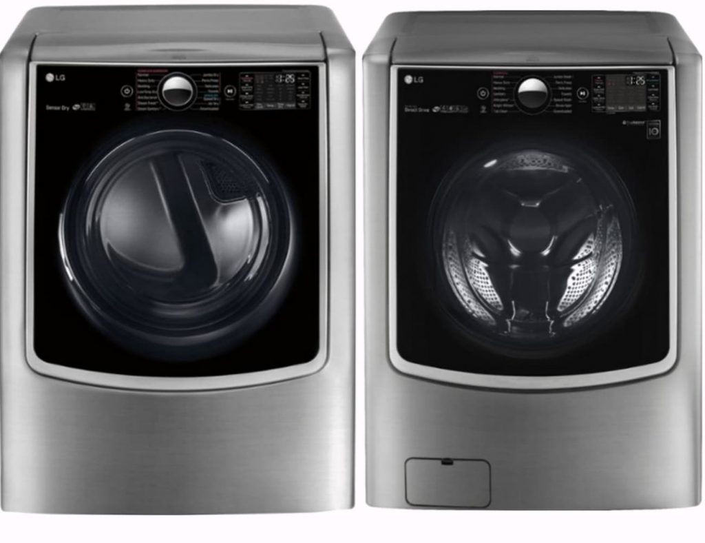 Best side by side macthing Washer and dryer set