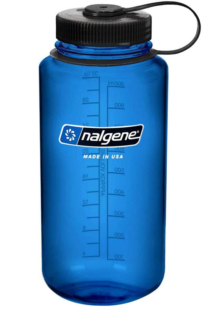 Nalgene lightweight Tritan BPA-Free Wide Mouth Water Bottle