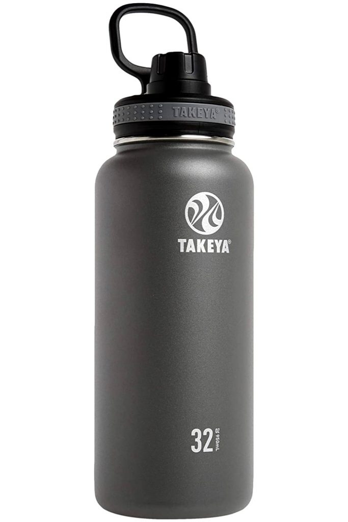 Takeya lightweight Insulated Stainless-Steel Water Bottle