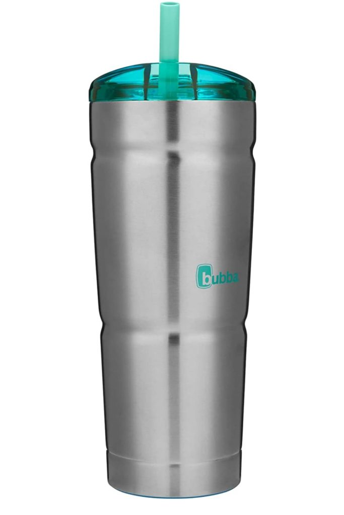 bubba Straw Envy Vacuum-Insulated Stainless Steel Tumbler_